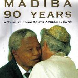 Book cover Madiba 90 years - HOME